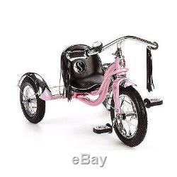 12 Schwinn Roadster 2-4 Years Baby Kid Retro Tricycle Vintage Pink