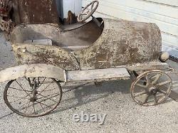 1910 1920 American National Garton Pedal Car Antique Vintage Rare Murray Gendron