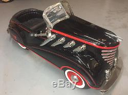 1930's Vintage Steelcraft Peddle Car
