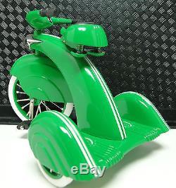 1930s Tricycle Trike Vintage Classic Concept Metal Midget Show Model