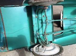 1949-50  Murray Suburban Jet Flow Driver Vintage Pedal Car Original