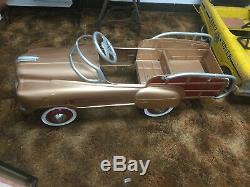 1950's Murray Ranch Wagon Original Restored Vintage Pedal Car Pre 1970