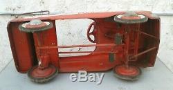 1956 Murray Lancer Pedal Car Vintage Original Rare! Steelcraft