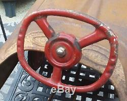 1960's All Original Vintage Murray V-Front CAMARO Pedal Car