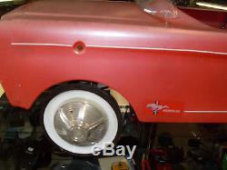 1964 1/2 Vintage Mustang Pedal Car Original No Reserve