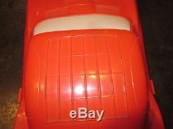 1965-66 Corvette 427 vintage ride on promo excellant original condition