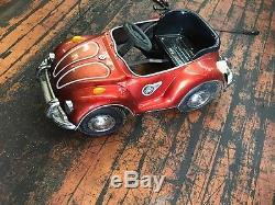 1970's JR. VW Sportster Pedal Car vintage, rare