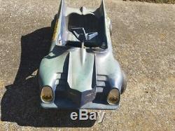 1977 Sears Bat Mobile Batman Pedal Car Batmobile DC Comics Vintage Toy