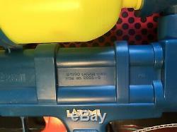 1990 ORIGINAL Super Soaker 100 Pump Water Gun New In Package NIB Rare Vintage