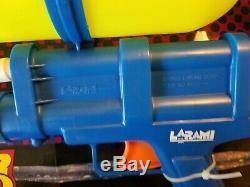 1990 ORIGINAL Super Soaker 100 Pump Water Gun in box Rare Vintage read