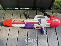 1997 Vintage Larami Super Soaker CPS 2500 RARE Water GUN Cannon WORKS