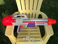 1997 Vintage Larami Super Soaker CPS 2500 RARE Water GUN Pistol Cannon WORKS