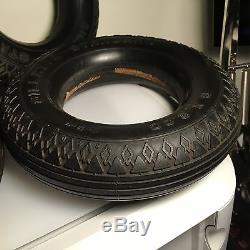 4 Vintage New Old Stock Rubber Tire GILLETTE STANDARD Pedal Car Tire