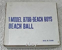 54 SEVYLOR Inflatable BEACH BOYS Sunkist / 25th Anniversary VINTAGE 1986 NOS