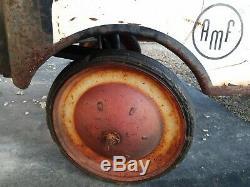 AMF Highway Patrol Vintage Pedalcar