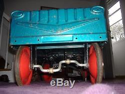 AMF Jet Sweep G 501 Pedal Car Antique Old Vintage Mid 1960's Good Condition