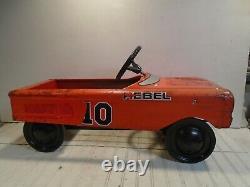 AMF Rebel Pedal Car Vintage 1960s