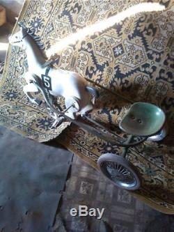 Antique VERY RARE Vintage SOVIET USSR Horse pedal USSR