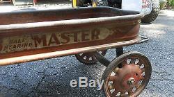 Antique Vintage Roadmaster Wagon- Great Condition