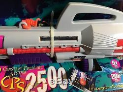 BRAND NEW vntg Larami SUPER SOAKER CPS 2500! Never Used! In Box