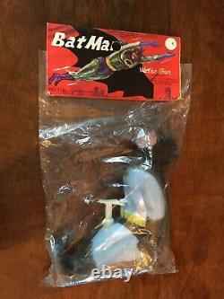 Batman Vintage Water Gun Water Pistol