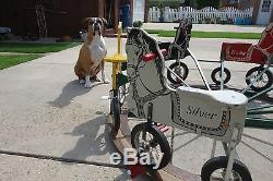 Buster Brown Merry Go Round Carousel Vintage Tricycle Pedal Car