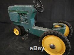 COLLECTORS VINTAGE 70s ETRL JOHN DEERE MODEL 520 tractor PEDAL CARS