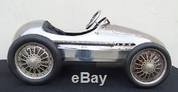 Child Pedal Car Vintage Ferrari Racecar