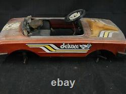 Collectors Vintage Pedal Cars