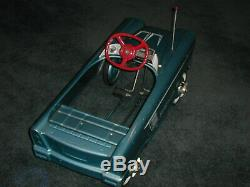 Early Vintage Murray Sports Car Pedal Car Original And Gorgeous