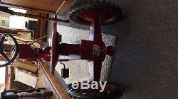 Eska Farmall 400 pedal tractor vintage original restored pedal tractor