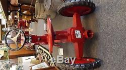 Eska Farmall 560 pedal tractor vintage original restored pedal tractor