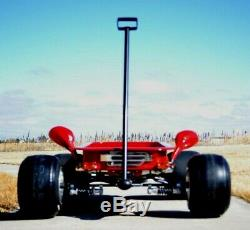 FORMULA C CARRERA GT4 Indy Coaster Radio Flyer Wagon Custom Vintage