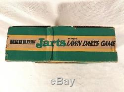 JARTS Vintage 70s RARE Lawn Darts Game. SEE ALL PICS. Model 73929. BOX ONLY