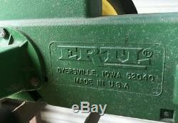 John Deere 4020 vintage pedal car tracker