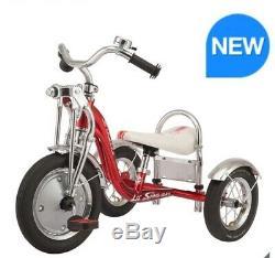 Kids Tricycle Vintage Lil' Sting-Ray Super Deluxe Steel Trike, Schwinn 2+ Years