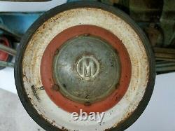 L@@K VINTAGE 1950's MURRAY PEDAL CAR