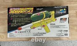 Larami Super Soaker 50 Brand New in Box Original 90s Toy Vintage