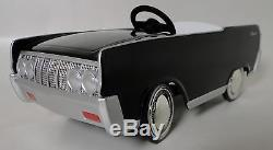 Lincoln Continental Ford Pedal Car 1961 Rare Sport Vintage Classic Midget Model