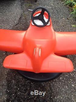 Little Tikes Airplane Teeter Totter Vintage