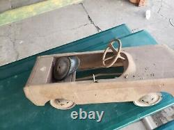 MID-60'S MUSTANG PEDAL CAR Ford 1964-65 pedalcar Vintage Original