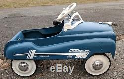 Murray Champion Dip Side 610 Pedal Car Garage Man Cave Sign VTG Shop Jet Flow