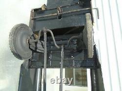 Murray Dump Truck Pedal Car Vintage 1960s