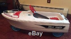 Murray Jolly Roger Pedal Boat Vintage, Unrestored