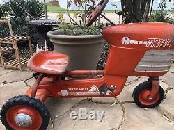 Murray Trac Jet Flow Farm Pedal Tractor 1954 vintage