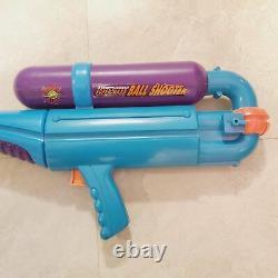 NERF Larami Supermaxx Thunder Blast Ball Shooter Blaster Vtg 1995 ULTRA RARE