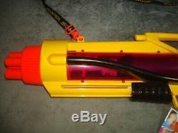 NEW VTG LARAMI SUPER SOAKER CPS 3200 WATER GUN PUMP 1999 90s CONSTANT PRESSURE