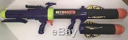 Nerf ULTIMATOR! VERY RARE1994 Mattel. Vintage. Gun, Missile Rocket Launcher RPG