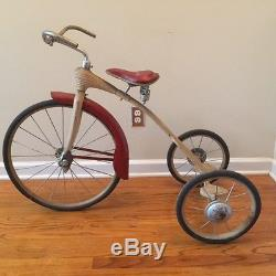 Nice Vintage/Antique Gendron Children's Tricycle