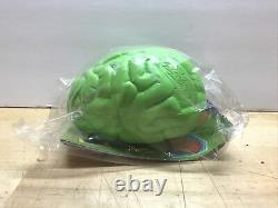Nick & Nerf Brain Ball Rare Green With Nerf Action Hits Kenner Preview Catalog VTG